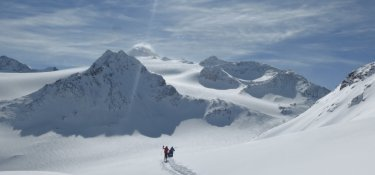 Skitouren im mÖtztal
