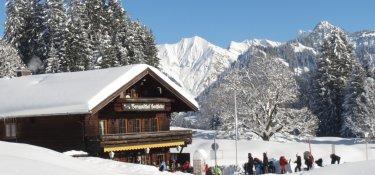 Schneeschuhtour Hochleite