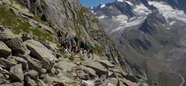 Von Nordtirol nach Südtirol