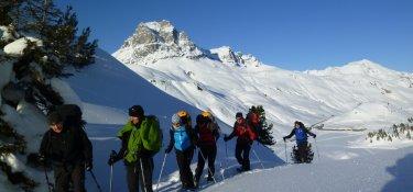 Schneeschuh-Walserweg