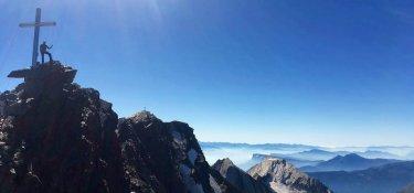 Klettersteig-Transalp