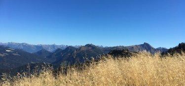 Herbstliche Stimmung in der Silvretta