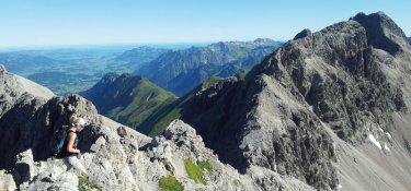 Traumhaftes Panorama auf dem Heilbronner Höhenweg