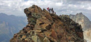 Stubaier Gipfelwoche