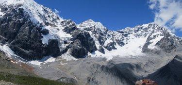 Ortler Durchquerung Schaubachhütte