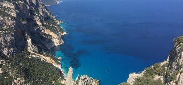 Selvaggio Blu - Panorama