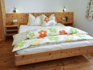 Doppelbett Fewo Lavendel