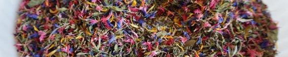 Blüten-Gewürzmischung