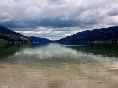 Alpseeblick Richtung Konstanzer Tal