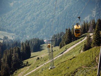 Hochgratbahn in Steibis