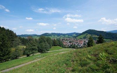 Oberstaufen-Ortsansicht-Kapf