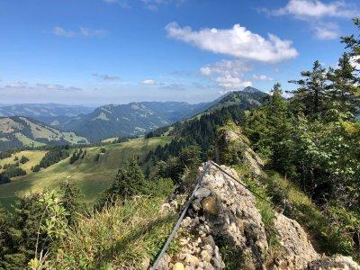 Steig Häderich - Falken