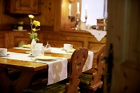 Frühstücksraum Hotel Allgäuer Hof