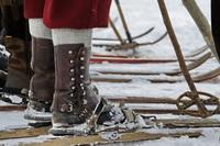 Tradition auf Ski
