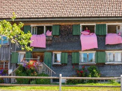 Pensionen in Oberstaufen