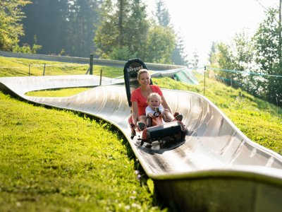 Sommerrodeln am Hündle Oberstaufen
