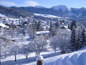 Oberstaufen im Winter