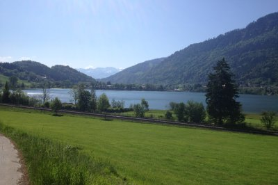 Radtour mit Alpseeblick
