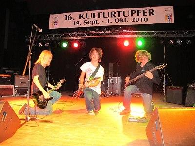 Tupfer Talent Bühne