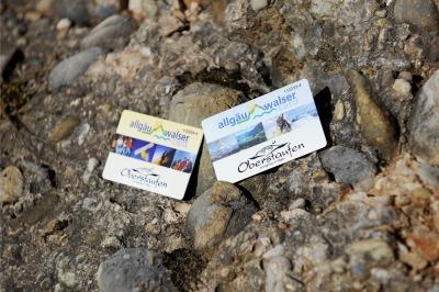 Die Allgäu Walser Card