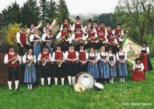 150 Jahre Musikkapelle Aach
