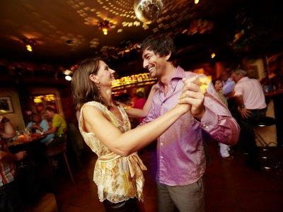Nightlife beim Tanzkurs