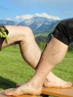 Allgäuer Kampfsportart: Schibui-Gingge