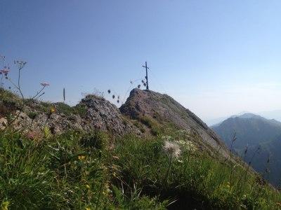 Gipfel des Rindalphorn