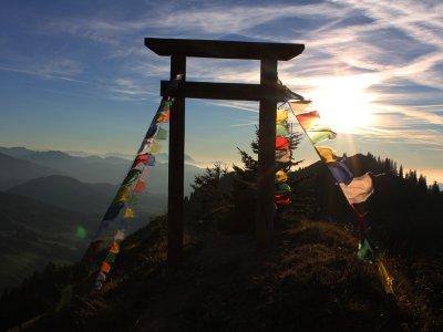 Die Porta Alpinae am Hochgrat