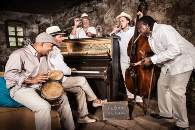 Klazz Brothers und Cuba Percussion