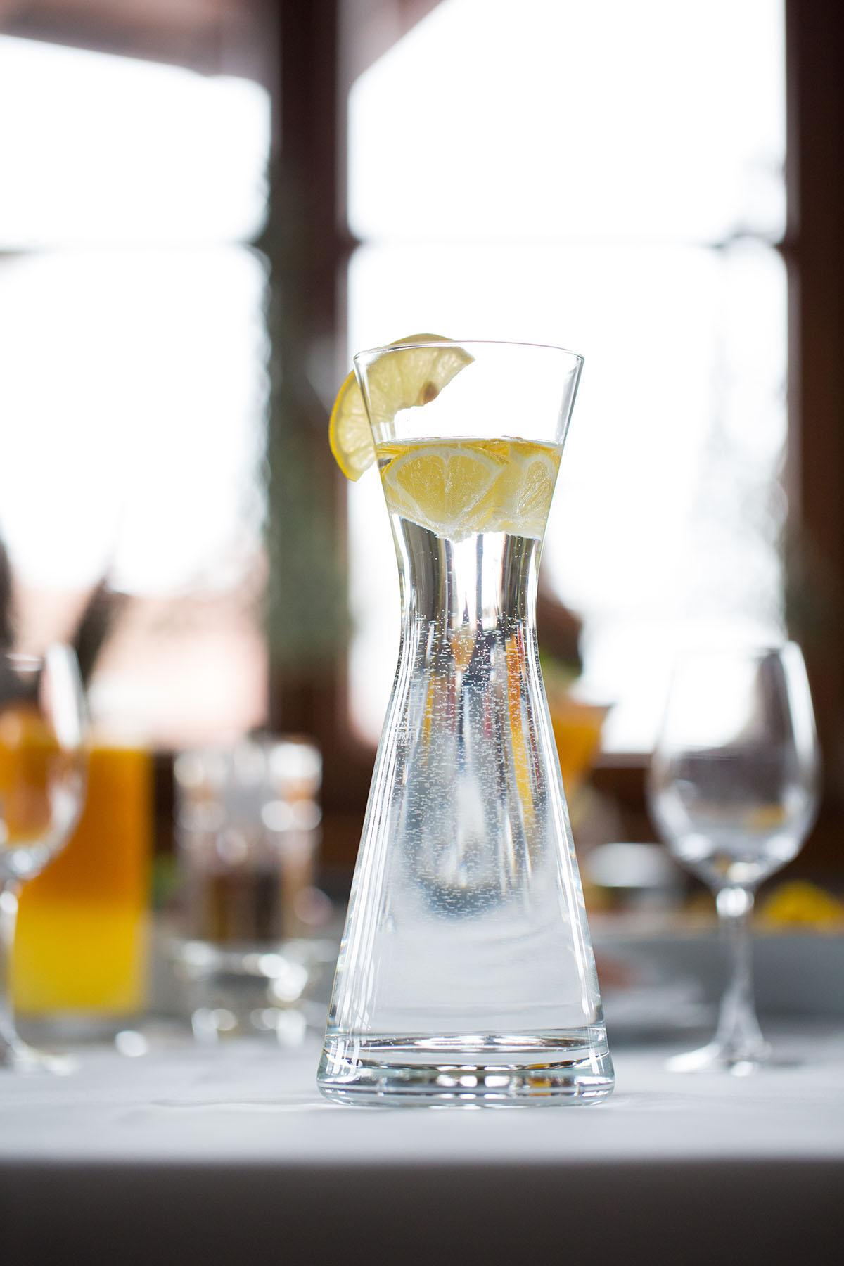 Die Kur unterteilt sich in Trink- und Trockentage