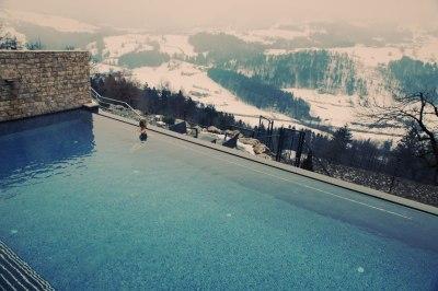 Traumhafter Winterausblick