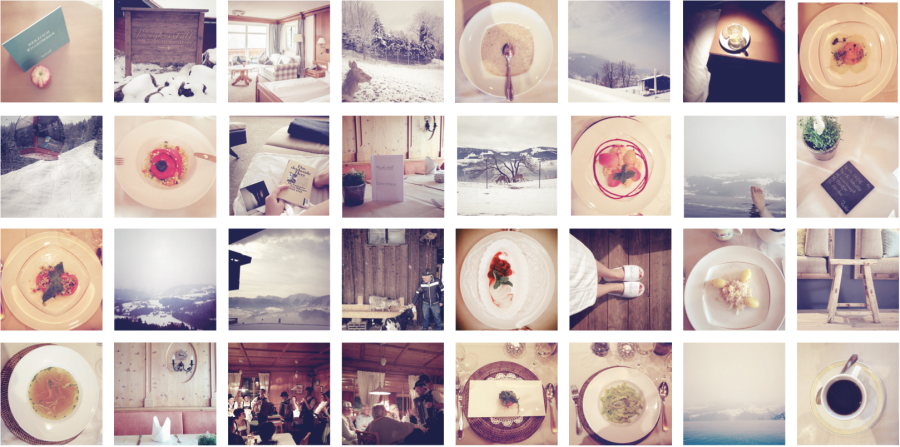 Nadjas Woche in Oberstaufen in Bildern