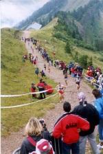 Hochgrat Berglauf