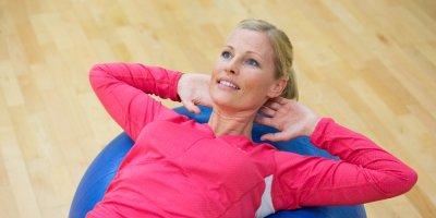 Mit Gymnastik zu mehr Gesundheit