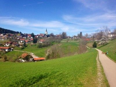 Spazierweg Lenzhalde