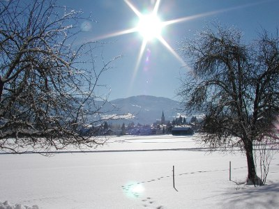 Oberstaufen Wintersonne