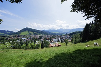 Village of Oberstaufen