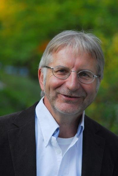 Pierre Stutz - Theologe, spiritueller Begleiter, Autor