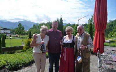 Meike Ulrich, Jürgen Giesecke und Werner Sterr