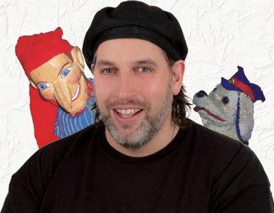 Wangener Puppentheater mit Sven Max von Falkowski