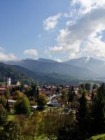 Oberstaufen im Herbst