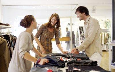 Gute Beratung bei jedem Einkauf