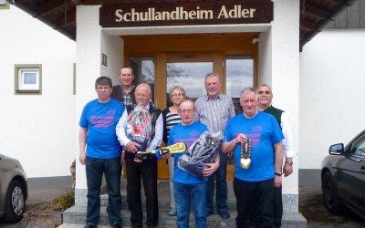 Ehrung Schullandheim Adler