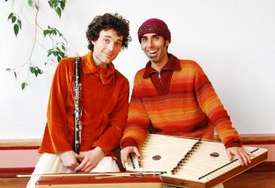 Meditatives Musik von Fischer und Rindele