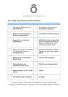Checkliste Mehrtagestouren
