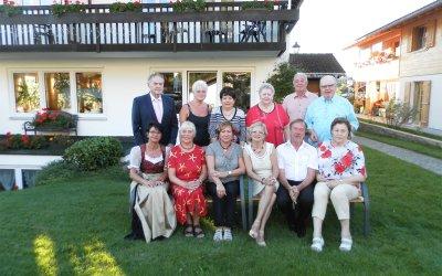 Hilde und Michael Krause (zehnte Kur), Sigrid Buck (20 Mal), Jürgen Langenbahn (40 Mal), Kirsti und Hardy Krüger (45 und 50 Mal)