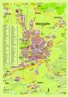 Ortsplan Oberstaufen mit Ortsteilen Steibis und Thalkrichdorf
