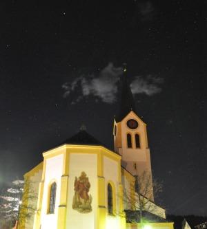 St. Peter und Paul im Oberstaufener Winter