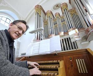 170225 Konzert Die heitere Orgel - Organist Walter Dolak